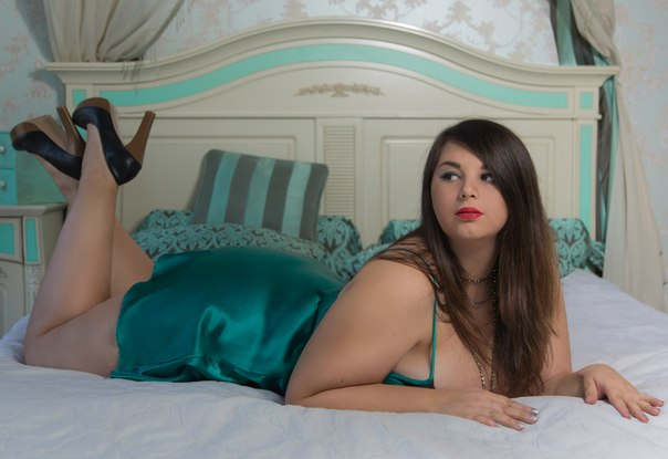 All became plus size model alexandra sherbakova opinion