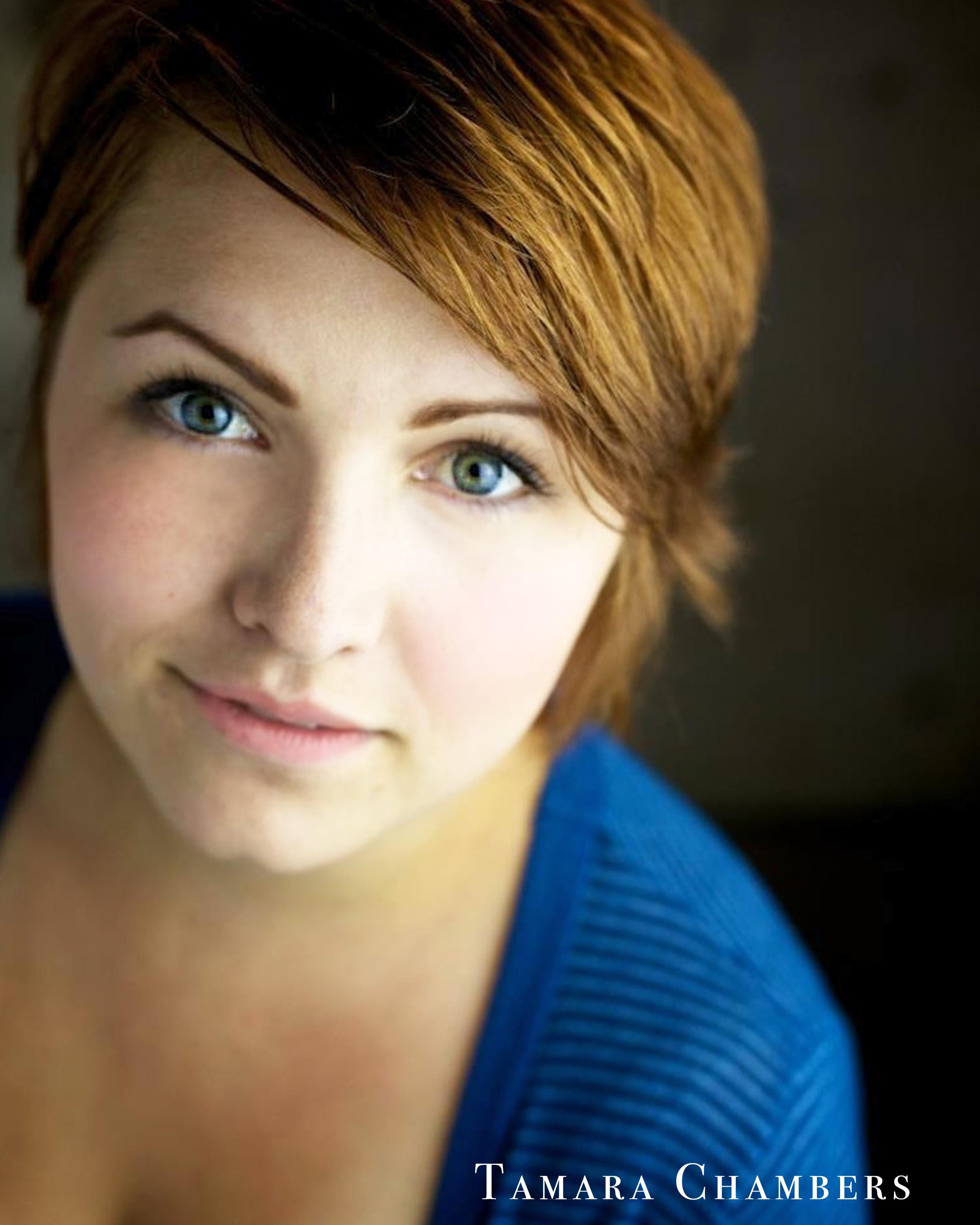 Cute chubby actress