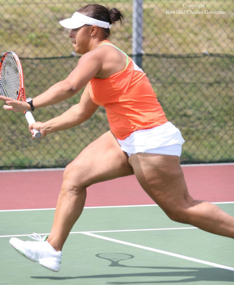 Tennis players juicy ass