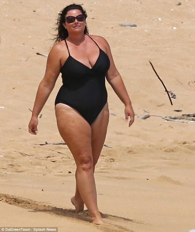 Keely shaye smith got fat