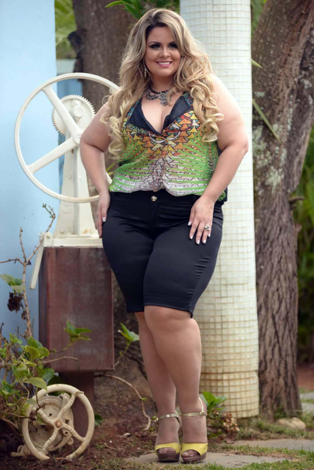 Amanda Santana Bbw amanda santana - plus-size models - curvage