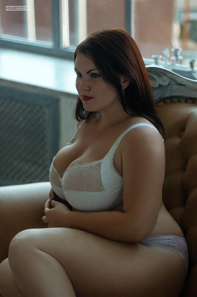 Plus size cam girl