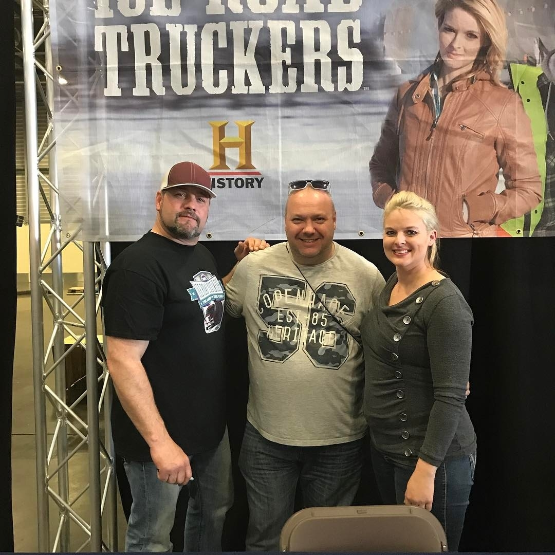 lisa kelly from ice road truckers husband net worth