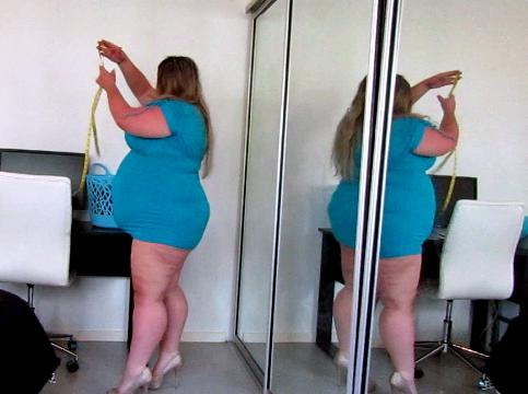 Omg Ive Gotten So Big!! - Video Clips - Weight Gain