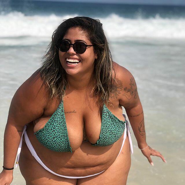 Tassia Marcondes a very sexy Brazilian Instagram BBW