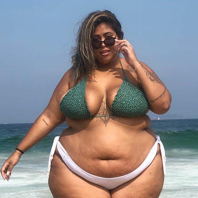 Brazilian bbw