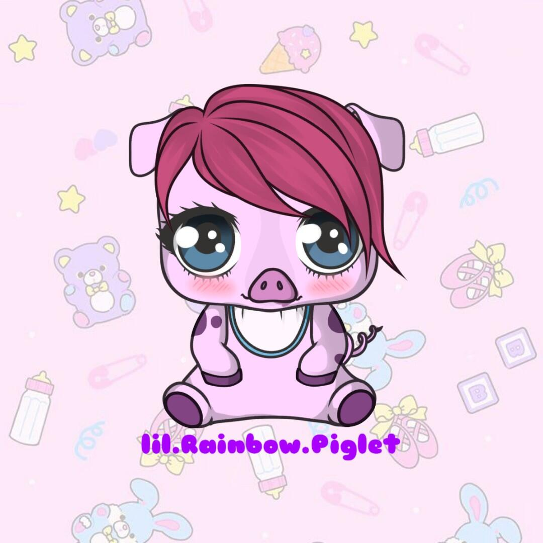 Piggy Little Life🐷🍼