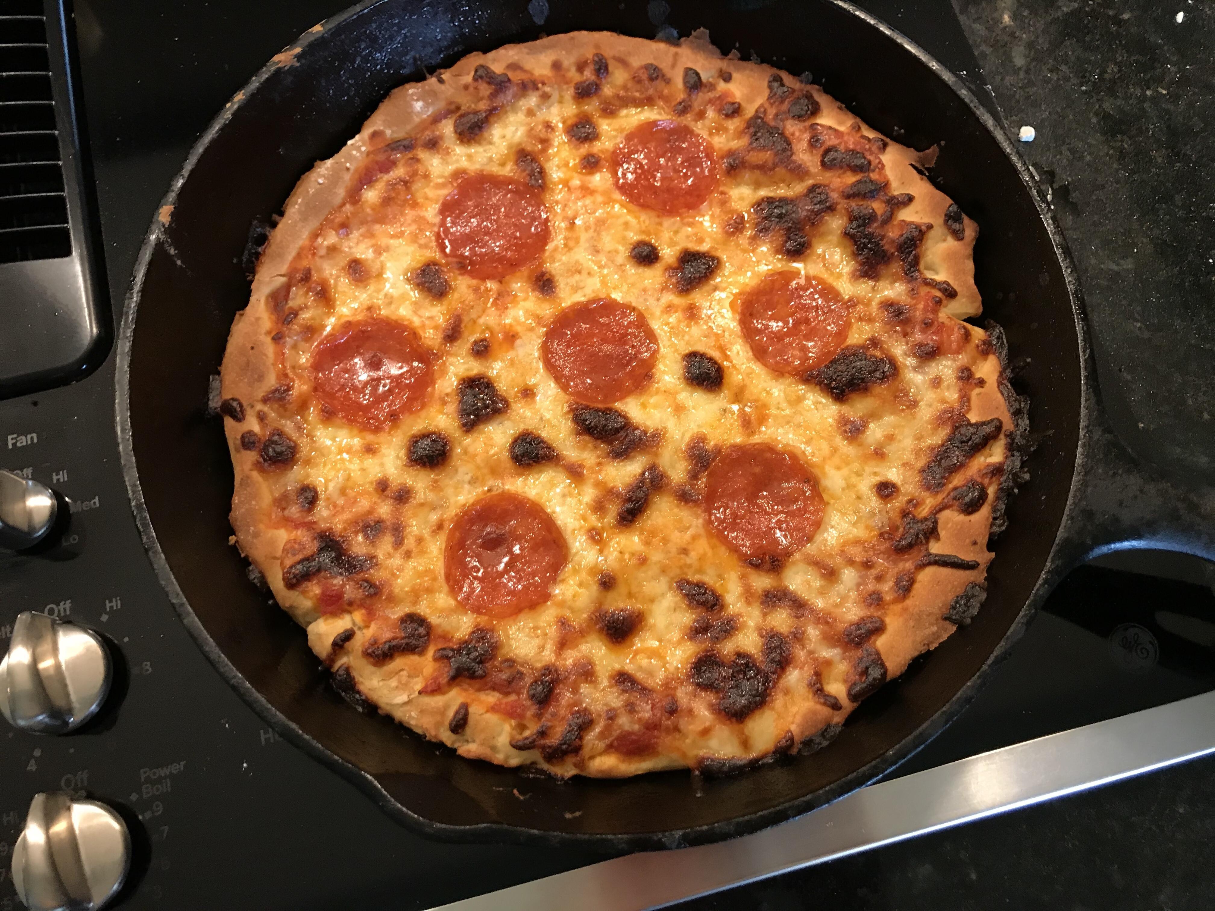 Super Quick Pizza Dough